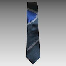 Vintage Givenchy silk necktie