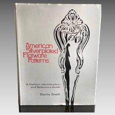American Silverplated Flatware Patterns by Doris Snell