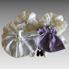 Vintage Madam Alexander-Kins Meg doll clothes