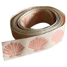 Vintage Sea Shell Ribbon