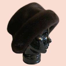 Vintage Faux Fur Winter Hat Betmar New York NWT
