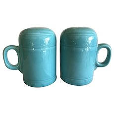 Homer Laughlin Fiestaware Salt and Pepper Shakers