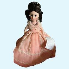 Vintage Madame Alexander Sarah Jackson Doll