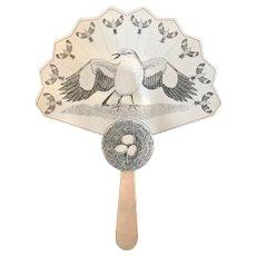 To Kill a Mockingbird hand fan