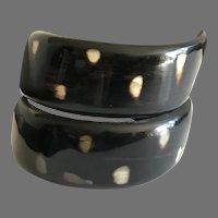 Vintage Wrap Style Horn Bracelet