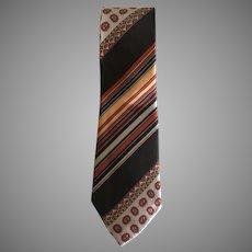Vintage 1960s Naughty Italian Tie