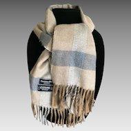 Christian Dior Monsieur Cashmaire scarf