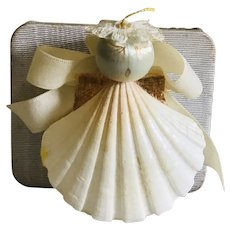 Vintage Shell Angel