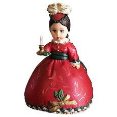 Hallmark 2001 Victorian Christmas Madame Alexander #6