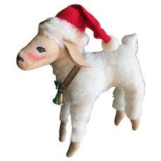 AnnaLee Christmas Lamb