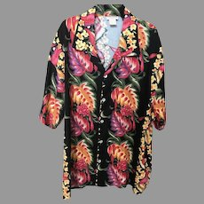 Vintage Matt Rider of Laguna Beach Hawaiian Shirt XXL