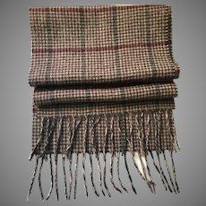 Super Soft Pure Lambs Wool Scarf by Ballantrae Edinburgh