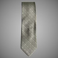 Charvet Place Vendome Silk Necktie