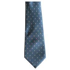 Vintage Pierre Balmain Paris Silk Tie
