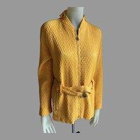 Vintage Bogner Luxury Ski Wear Quilted Jacket