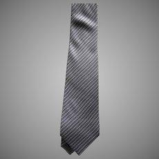 Armani Shades of Silver Necktie