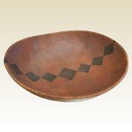 Studio Line two Tone Asian Pottery Bowl