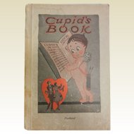 Vintage 'Cupid's Book' of Good Counsel Oregon Advertising