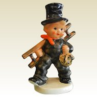 Vintage Goebel Porcelain Figurine - Chimney Sweeper