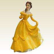 Vintage 1996 Royal Doulton Disney Princess Collection - Belle