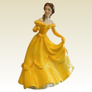 Vintage 1996 Royal Doulton Disney Princess Collection - Belle