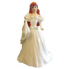 Vintage 1996 Royal Doulton Disney Princess Collection - Ariel