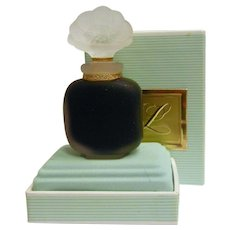 Vintage Estee Lauder Original Youth-Dew Perfume 1/2 Fl. Oz.