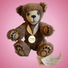 1996 Steiff Limited Edition Berryman Bear 3890/7000
