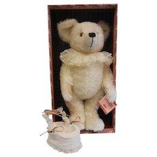 Vintage Steiff 1983 Michele D. Clise Ophelia Bear 0225/42