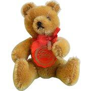 """Vintage HERMANN Teddy Original Bear Brown - 6"""""""