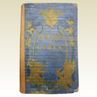 """Antique 1840's Childrens Book """"Stories For Little Girls - An Amusing Book for the Moral Improvement of Children"""""""