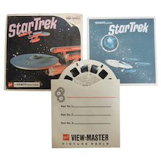 Vintage 1968 Star Trek View-Master Stereo Pictures B449