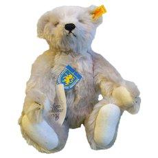 """Vintage Steiff Original 1906 Giengen Replica 12"""" Teddy Bear 0167/32"""