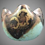 Art Nouveau Jugendstil Art Glass vase/bowl, ca. 1900