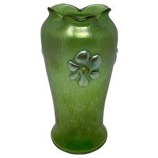 """Loetz """"Ausführung 56"""" Art Nouveau Glass Vase, ca .1908"""