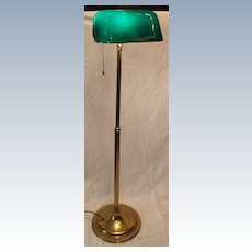 Emeralite #8734 Floor/Reading Lamp