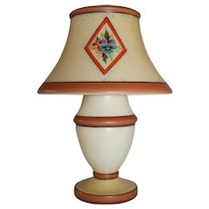 Art Deco Bellova Boudoir Lamp