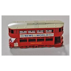 Mint Condition - MODELS of YESTERYEAR- London Tram Car, 1907, Y3A