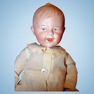 11 inch Gebruder Heubach Character doll