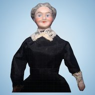 Old Woman Doll House Doll