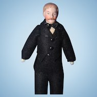 Doll House man with mustache