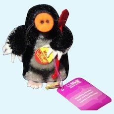 Steiff Maxi Mole A/O mohair with accessories