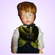 Kammer and Reinhardt 101 12 inches Bisque doll