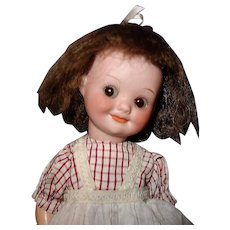 323 Armand Marseille Googly Doll Bisque head composition body