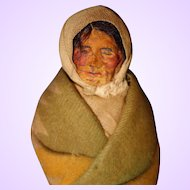 Mary Francis Wood Native American Indian Doll