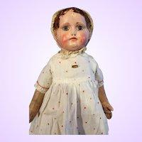Alabama Baby Doll All Cloth 17 inches