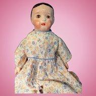 Alabama Baby  13 1/2 inch Small All Cloth Doll