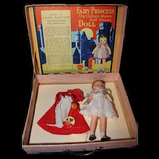 Wee Patsy Fairy Princess in box