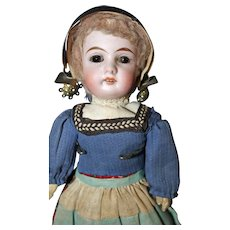 Gebruder Kuhnlenz Factory original doll Marked 44.18