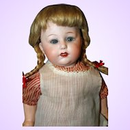 Gebruder Heubach Character Doll Toddler  body 10532